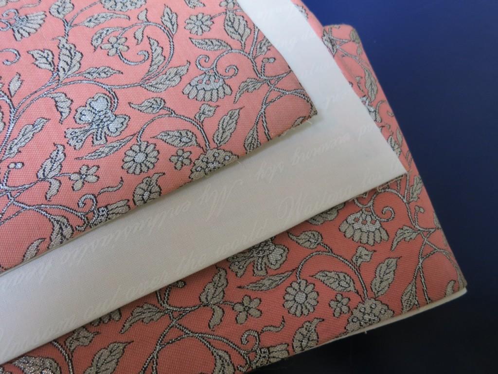 帯の中身を大公開!!不器用でも裁縫出来なくても簡単リメイク