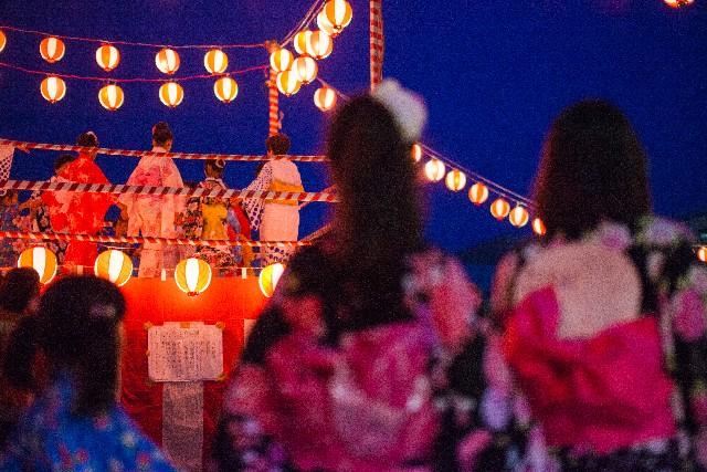 神宮外苑花火大会に浴衣を着て行きたい!浴衣レンタル、着付け、ヘアセット情報