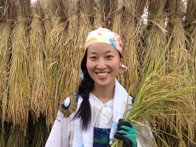 【田舎生活】家族でお米作り〜稲刈り、脱穀、精米〜