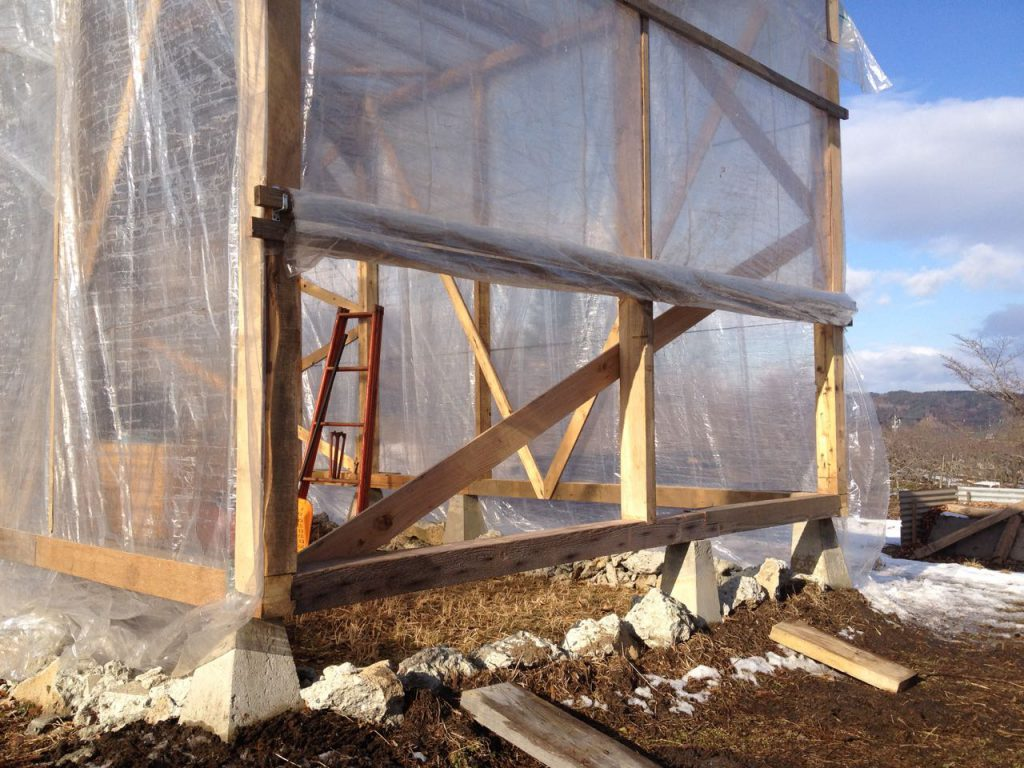 self-build-greenhouse