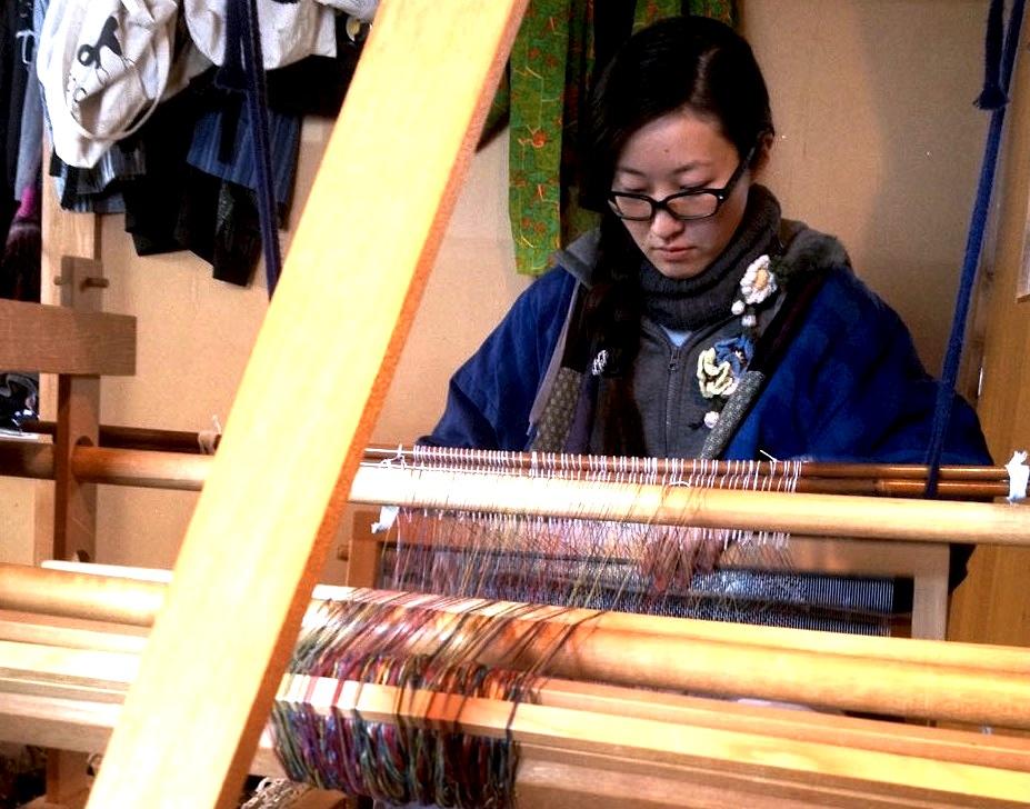 【裂き織り】私が裂き織りで作品を織る理由