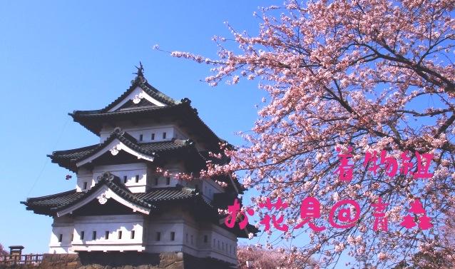 【イベント】青森で初の着物イベント「着物組in青森 弘前公園でお花見しよう」