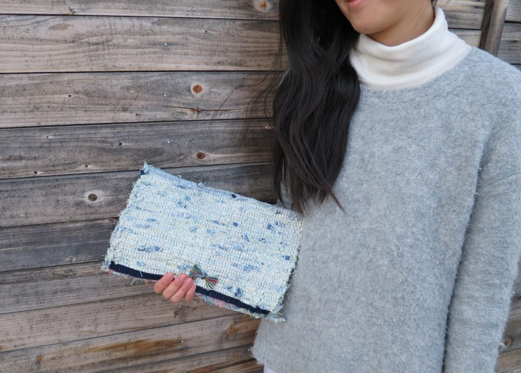 sakiori-denim-bag