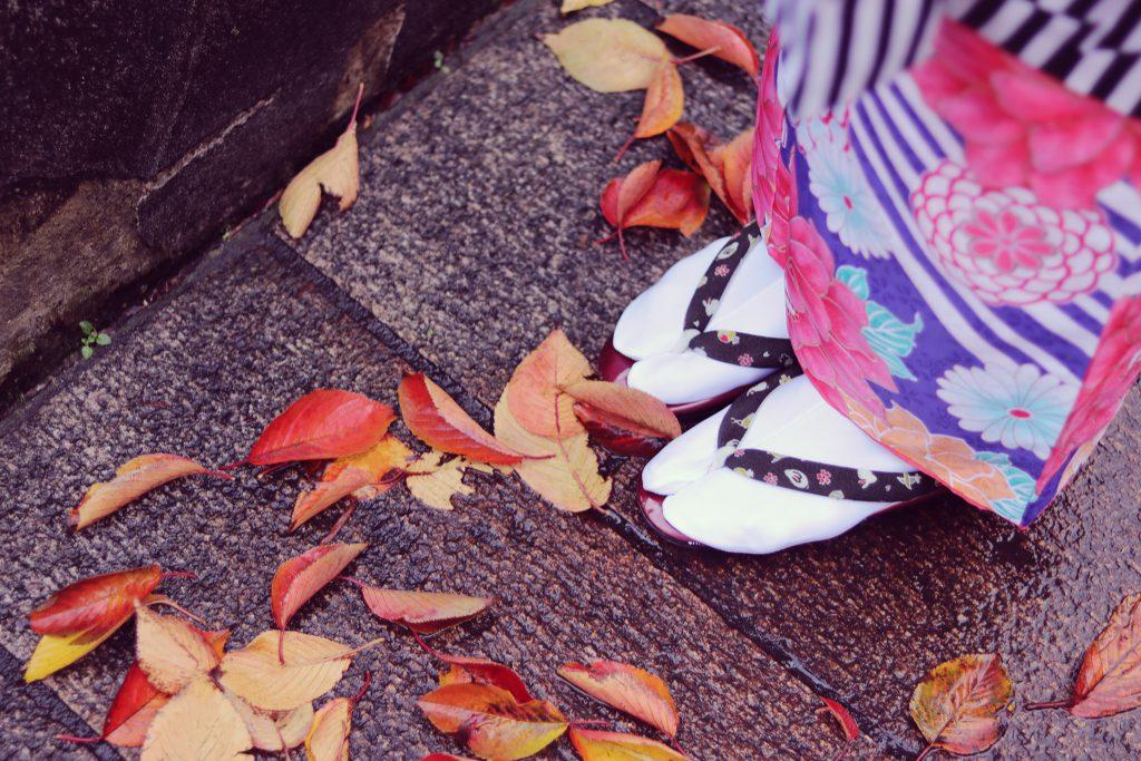着物組青森支部の秋イベントは2回開催:第二弾「藤田記念庭園で着物で大正ロマンなひととき」