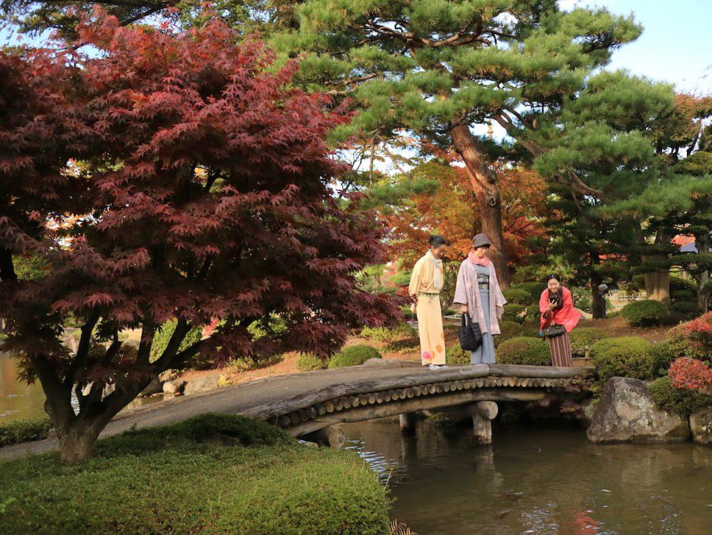 【イベントレポ】着物組青森支部:藤田記念庭園で着物で大正ロマンなひととき