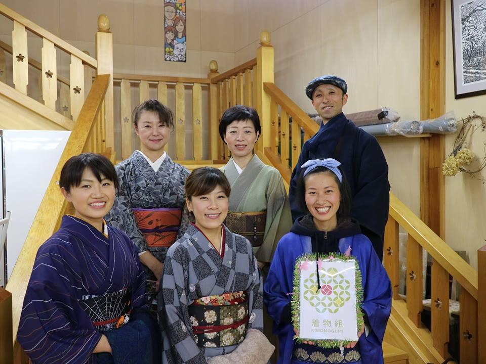 【イベントレポ】着物組青森支部:着物で階上の新そばを堪能しよう!