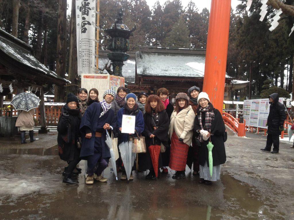 【イベントレポ】櫛引八幡宮の開運福豆で幸運をGetしよう!