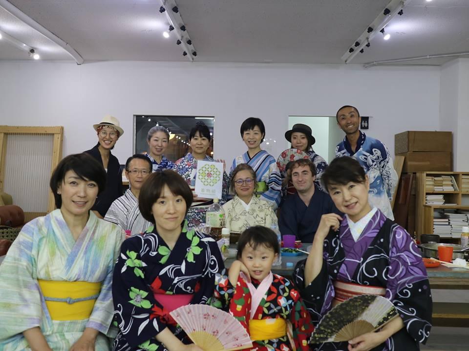 【イベントレポ】8/3十和田にてフランスから来る千歩さんおもてなしパーティー